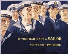Navy Marine, Navy Military, Military Humor, Marine Humor, Royal Canadian Navy, Royal Australian Navy, Navy Day, Go Navy, Navy Humor