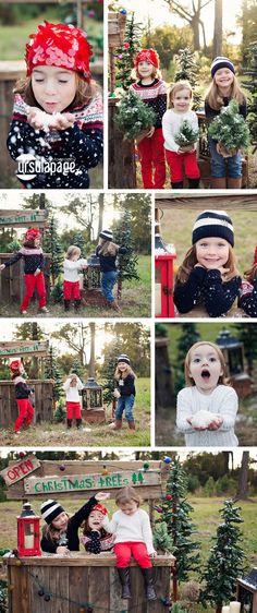 The Tree Farm | Ursula Page Photography | Thomasville GA Photographer | Portrait Studio