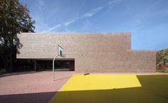 Neubau Sporthalle und Erweiterung Michael-Ende-Schule scholl architekten