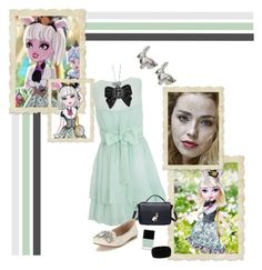 """Bunny Blanc"" by srta-sr ❤ liked on Polyvore"