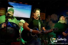 Jerry Diaz & Hanna's Reef at Pardi Gras - One of the ultimate Parrot Head / Trop Rock events held in New Orleans.