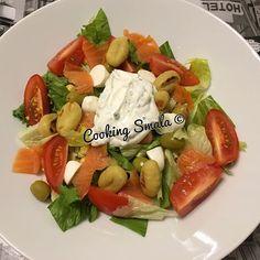 Cobb Salad, Food, Gnocchi, Eat Right, Kitchens, Hoods, Meals