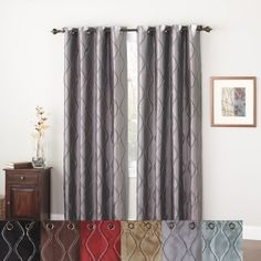The Brielle Lined Grommet Panel Can Either Be Used For Home O