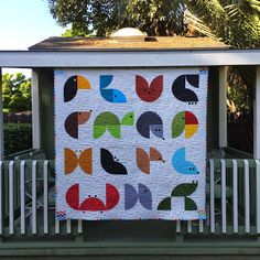 Live a Colorful Life: Blogger's Quilt Festival, Spring 2015: Animal Planet