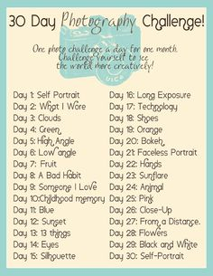 It Works For Bobbi!: 30 Days to Better Photography!