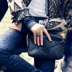 Tory Burch Fall Lookbook