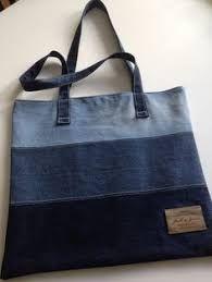 Resultado de imagem para denim recycled bag