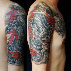 dragon tattoos 19