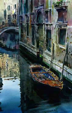 Stan Miller, Venice