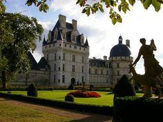Chateau de Valencay séjour touristique guide touristique de l'Indre Centre Val de Loire