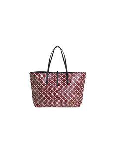 Grineeh Printed Bag - Bags - By Malene Birger Malene Birger, Printed Bags, Louis Vuitton Damier, Fashion Brands, Branding Design, Summer 2015, Spring Summer, Tote Bag, Luxury