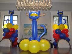 pete the cat birthday party - Google Search