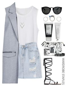 """toosimple"" by michelledhrm ❤ liked on Polyvore"