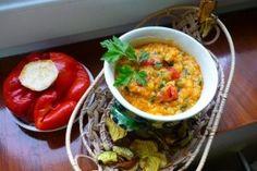 Tocana de legume - Culinar.ro Romanian Food, Chana Masala, Chili, Salsa, Soup, Ethnic Recipes, Salsa Music, Chile, Chilis