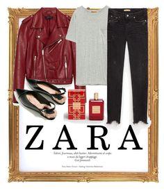 """ZARA"" by bellanindia on Polyvore featuring Jakke and Zara Home"