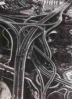 Spaghetti Junction.