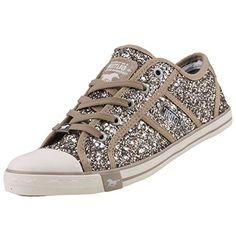 Mustang Damen Sneaker Gold, Schuhgröße:EUR 38 - http://on-line-kaufen.de/mustang/38-eu-mustang-damen-sneaker-gold