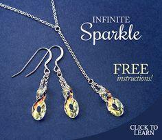 Infinite Sparkle Jewelry Set