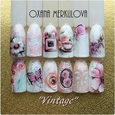See this Instagram photo by @oxana_merkulova_nails • 218 likes