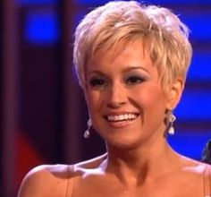 kellie pickler dancing with the stars - Love her hair