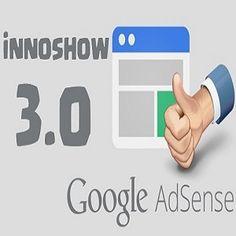 Tutorial Ganhar com Adsense usando Innoshow - Divulgue Seu Negocio