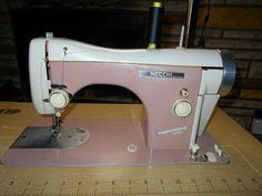 Necchi Supernova Ultra BF Sewing Machines, Treadle Sewing Machines