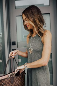 Posts from laurenkaysims Tank Dress, Dress Up, Smart Watch Review, Lauren Kay Sims, Long Pendant Necklace, Best Mother, New Moms, Mother Day Gifts, Casual Looks