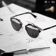 Descubre el proceso detrás del mito! Diorsoreal: un ejemplo de #arquitectura y del mejor equipo de diseñadores! Ven a #opticaherradores y consigue las tuyas! Discover the process! #dior #diorsoreal an example of architecture and the best #sunglasses designer team. Visit us at #opticalh and get yours!