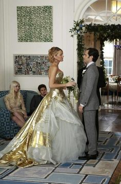One of my fav Gossip girl moments
