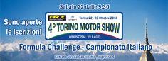 UN GRANDE WEEK-END DI SPORT E SPETTACOLO al Torino Motor Show
