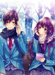 Anime Couples Drawings, Anime Couples Manga, Anime Poses, Best Anime Couples, Anime Girls, Anime Sisters, Anime Siblings, Anime Cupples, Fanarts Anime