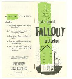 1: Nuclear Warfare Survival Literature, circa 1958