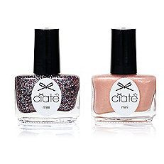 Ciaté 2 Piece Paint Pot To Go - Tinsel Town & Members Only