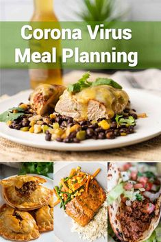 Let me help you to create delicious meals while in quarantine. I've compiled a 14 Day Corona Virus Meal Planning guide to help you to shop and cook smart. Shrimp Salad Recipes, Pasta Recipes, Chicken Recipes, Dinner Recipes, Meat Recipes, Bbc Good Food Recipes, Vegetarian Recipes, Healthy Recipes, Buffalo Chicken Pasta Salad