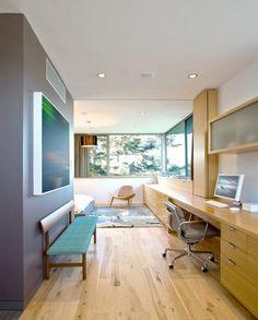 Stylish Californian Concrete Home With Abundant Wood | Modern Architecture Design, Interior Design Ideas, Minimalist Home Designs, Garden Layouts, Kitchen Cabinets |