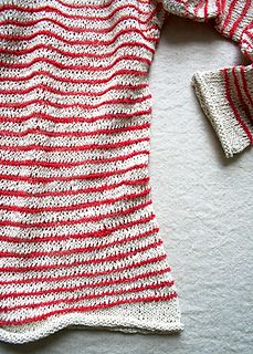Love this - SRF ...Striped-summer-shirt- from Ravelry