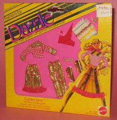 Dazzle dolls Golden Gear, loved it.