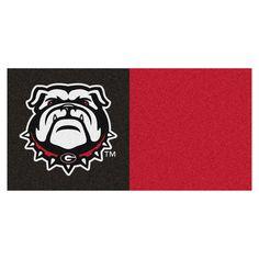 Fremont Die NCAA Georgia Bulldogs Large Window Film 12