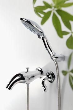 ETHER Bath/shower Mixer. #bath #shower #mixer #JUSTIME