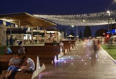 T.C.L - Taylor Cullity Lethlean : Projects : Henley Square Redevelopment