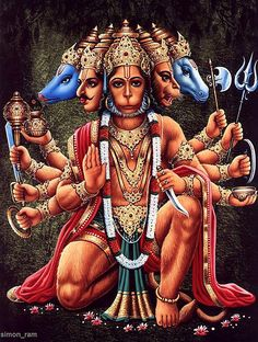 1689 Best Hanuman Images In 2019 Shri Hanuman Dear God Deities