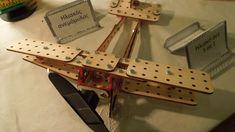 Ηλιακό διπλάνο από το ηλιακό σετ 3 σε 1