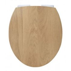 Wooden toilet seat?