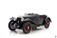 "1933 MG K2 ""Magnette"" Roadster"