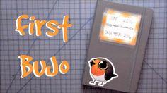 First Bullet Journal   FLIP THROUGH