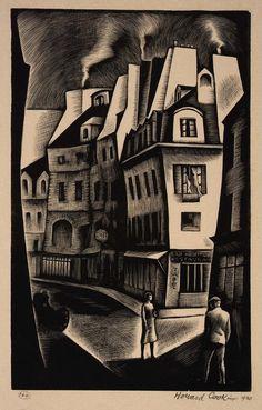 Howard Cook 1930