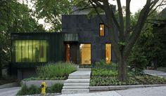 fachadas casas escura - Pesquisa Google