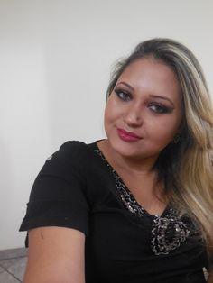 Maquiagem cara de rica por Daniele Fernandes