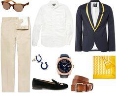 Kentucky Derby Men's Look   Makeda's stylebook on ShopStyle