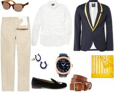 Kentucky Derby Men's Look | Makeda's stylebook on ShopStyle